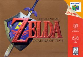 Legend of Zelda Ocarina of Time (NA)
