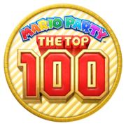 Mario Party The Top 100 logo
