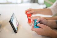 Nintendo Switch - Lifestyle photo 013