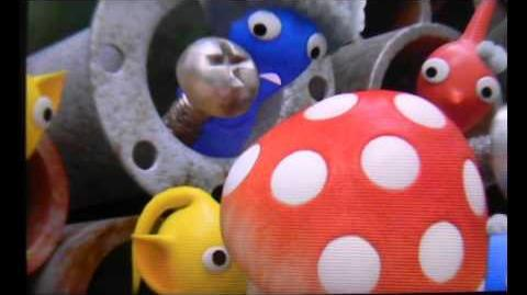 PIKMIN Short Movies 3D- Occupational Hazards