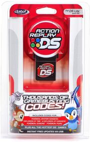 Action Replay Nintendo DS