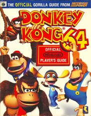 Donkey Kong 64 Player's Guide