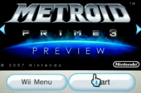 Metroid Prime 3 Preview Channel | Nintendo | FANDOM powered