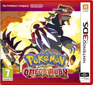 Pokemon OmegaRuby (EU)