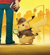 Detective Pikachu - Key Art 01