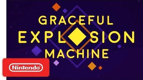 Graceful Explosion Machine – Nintendo Switch Trailer