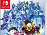 Kamen Rider Climax Scramble Zi-O