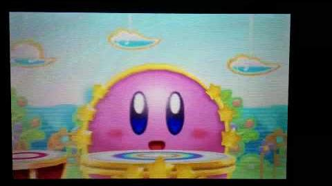 Kirby Fighters Z Dedede's Drum Dash Z - Puzzle