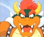 Bowser in M&Y Adventure Land