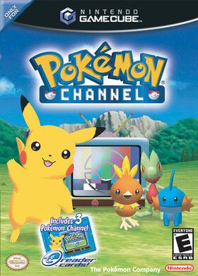 Caja de Pokemon Channel (NA)