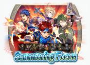Fire Emblem Heroes - Summoning Banner - 4 Star & 5 Star Heroes