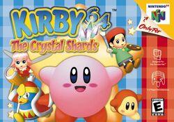 Kirby 64 The Crystal Shards (NA)