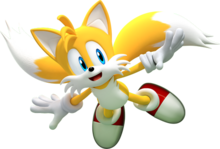 Miles Tails Prower (Sonic Generations)