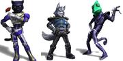 Star Wolf Team 2