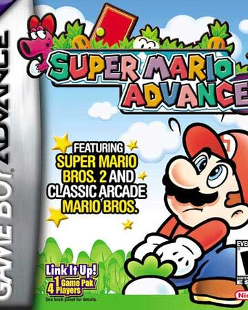 Super Mario Advance Nintendo Fandom