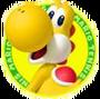 MTO Yellow Yoshi Icon
