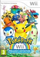 PokePark Wii Pikachu's Adventure (EU)