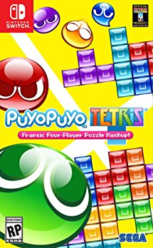 Caratula de Puyo Puyo Tetris para Nintendo Switch