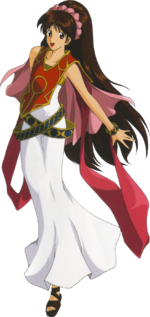Linde (Fire Emblem Monshou no Nazo - 2)