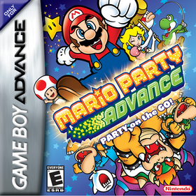 Mario Party Advance (NA)