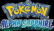 Pokemon AlphaSapphire (Logo - NA)
