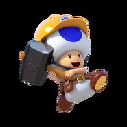 Super Mario Maker 2 - Toad Artwork 01
