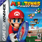 Mario Tennis - Power Tour (NA)