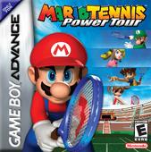 Mario Tennis - Power Tour (NA)