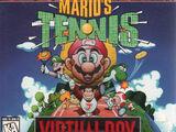 Mario's Tennis