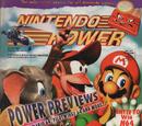 Nintendo Power V86