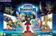 Skylanders Imaginators (Wii U EU)