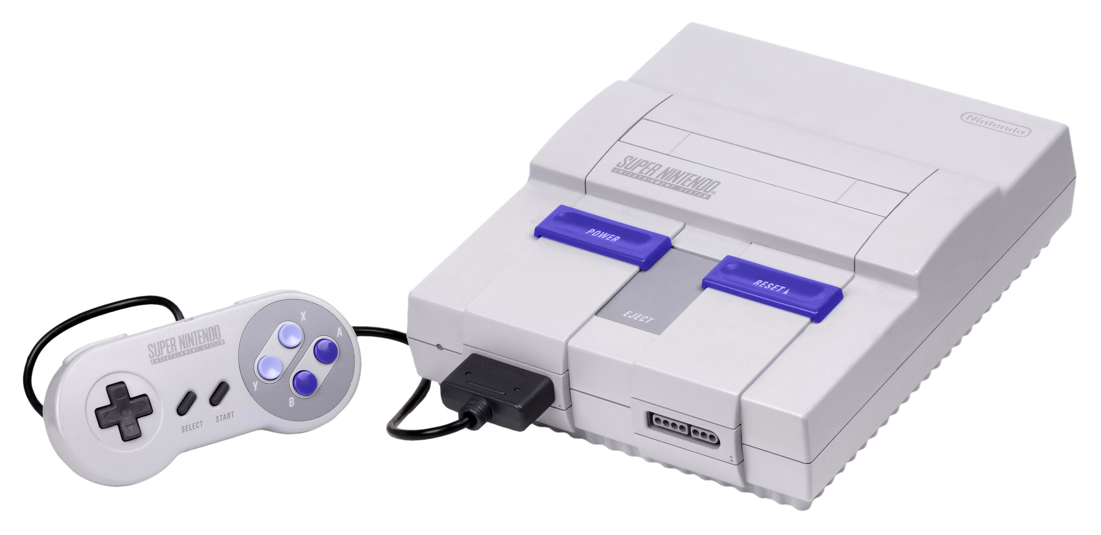 Super Nintendo Entertainment System Nintendo Fandom