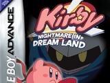 Kirby: Pesadilla en Dream Land
