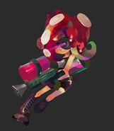 Octolings art