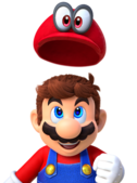 Super Mario Odyssey character 2