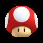 Super Mushroom NSMB 2