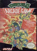Teenage Mutant Ninja Turtles II The Arcade Game (NA)