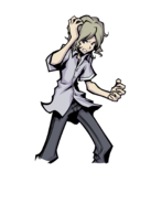 The World Ends with You Final Remix - Character Art - Joshua 18