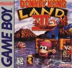 Donkey Kong Land III Coverart