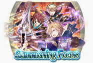 Fire Emblem Heroes - Summoning Banner - Heroes with Quick Riposte