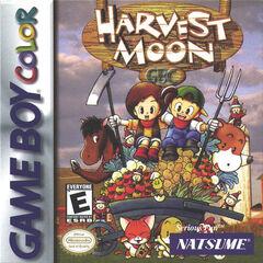 Harvest Moon GBC (NA)