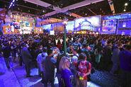 Nintendo 2017 E3 Booth