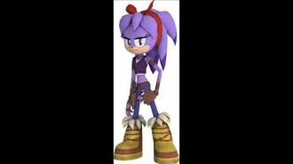 Sonic Boom Rise of Lyric - Perci The Bandicoot Unused Voice Clips