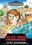 Alex Kidd in the Enchanted Castle GEN