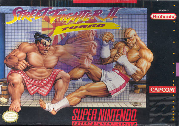 Street Fighter Ii Turbo Hyper Fighting Nintendo Fandom