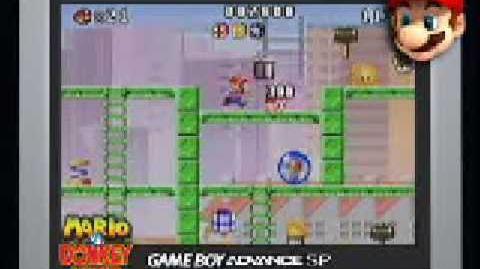 Super Mario Ball Mario Vs