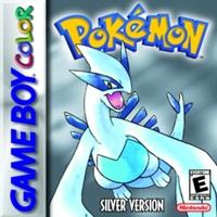 Carátula de Pokémon Plata EN