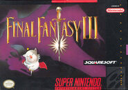 Final Fantasy III (NA) (SNES)