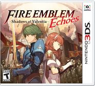 Fire Emblem Echoes Shadows of Valentia (NA)