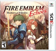 Fire Emblem Echoes Shadows of Valentia (NA)